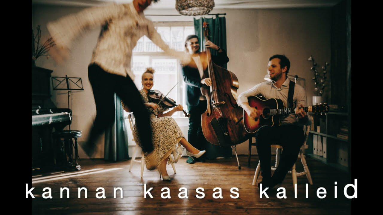 Curly Strings // Kannan kaasas kalleid (Official audio)