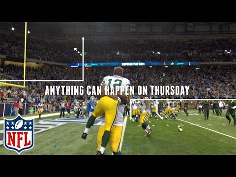 "Thursday Night Football  ""Anything Can Happen"" 