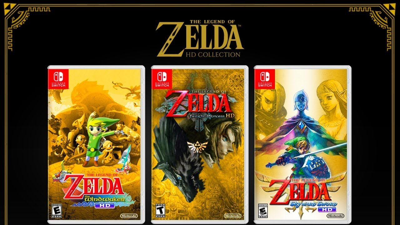 Hd Zelda Switch Collection What Games Do We Want Youtube