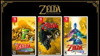 HD Zelda Switch Collection! What Games Do We Want
