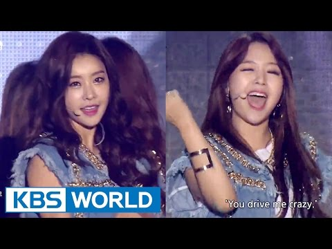 Girl's Day - Ring My Bell | 걸스데이 - 링마벨 [Music Bank HOT Stage / 2015.10.16]
