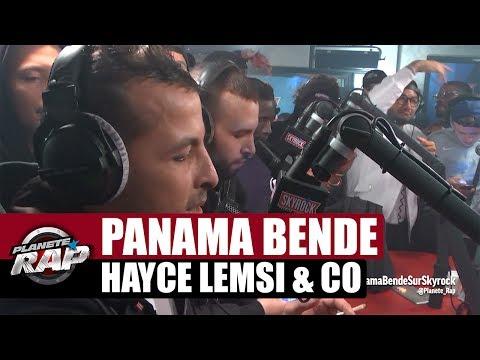 Panama Bende, Hayce Lemsi, Volts Face & Co en freestyle #PlanèteRap