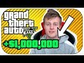 HOW TO MAKE $1,000,000 IN 1 DAY IN GTA 5 ONLINE! (5 Easy Steps For Beginners!)