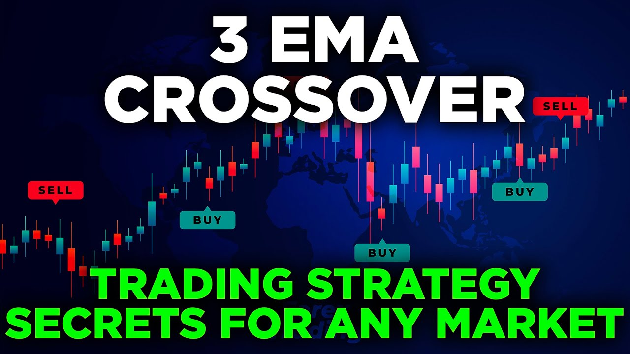 3 Ema Crossover Trading Secrets For Any Market Youtube