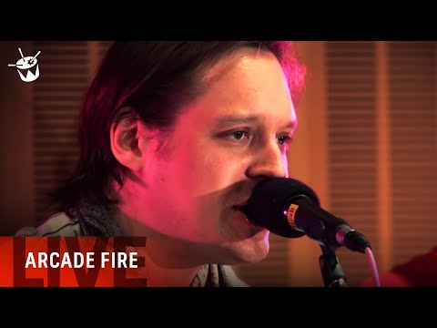 Arcade Fire - Normal Person (live on triple j)