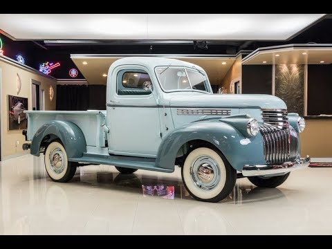1945 Chevy Truck Pictures
