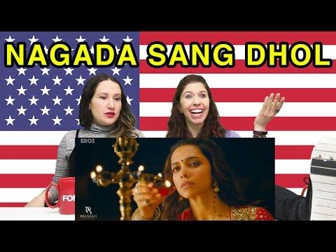 """Fomo Daily Reacts To """"Nagada Sang Dhol"""" from Ram Leela"""