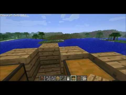 Ship Build Minecraft