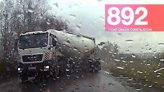 Car Crash Compilation 892 - April 2017