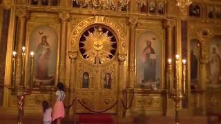 Турция Стамбул Обзорная экскурсия  4 часть и посещение церкви Святого Стефана