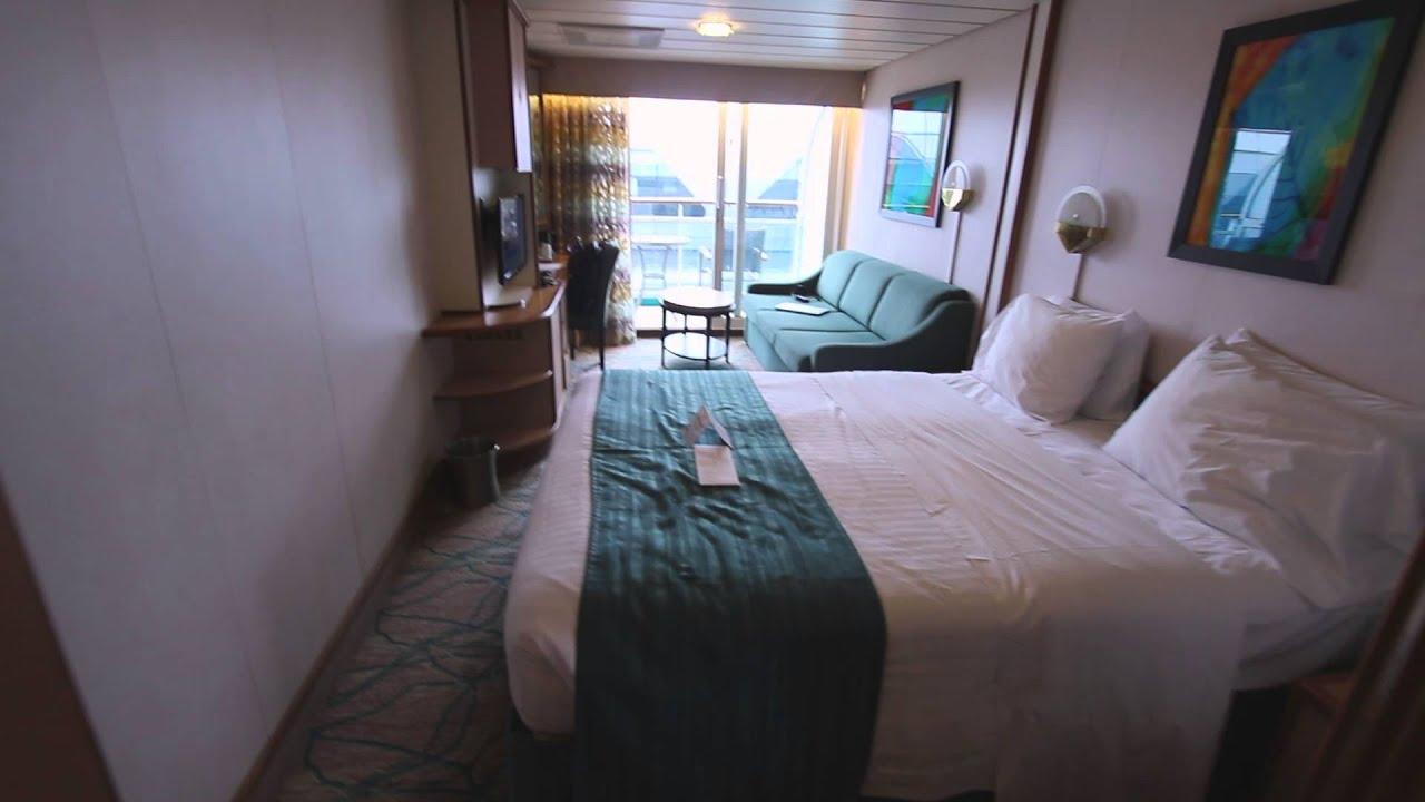 Room 7554 Balcony Legend Of The Seas Youtube