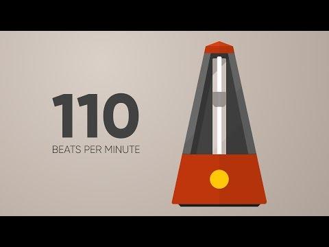 110 BPM Metronome
