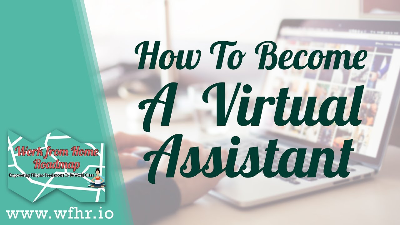 How To Become A Virtual Assistant Jaslearnit 001 Youtube