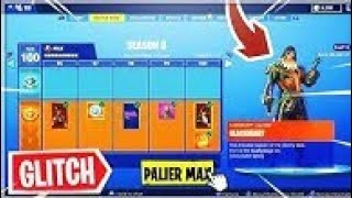 'GROS GLITCH' GLICH HOW TO BE PALIER 100 TO THE SAISON 9 ON FORTNITE -PC,PS4,XBOX,MOBILE,SWITCH-😨