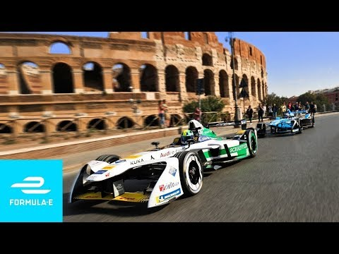 Bringing Electric Racing To Ancient Rome... | Street Racers S4 Episode 10 | ABB Formula E