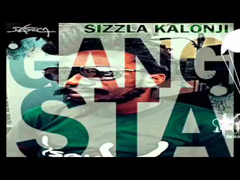 Sizzla - Gangsta (Raw) - Daseca Productions [March 2014]