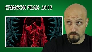 CRIMSON PEAK - Il Rosso e Il Bianco