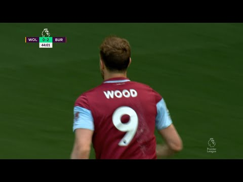 Wolves Burnley Goals And Highlights