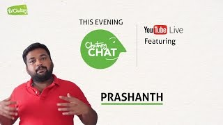Put Chutney with Prashanth LIVE Interview