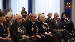 С ветеранами Великой Отечественной войны встретился Депутат Государственной Думы Леонид Черкесов.