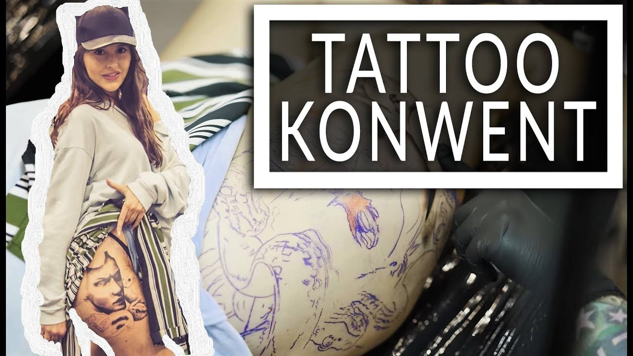 Tatuaż Na Tyłku Se Zrób Konwent Gdańsk