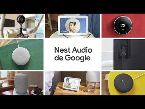 Presentamos Nest Audio de Google