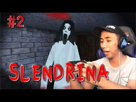 SLENDRINA VERSI KUNTILANAK !!! - Slendrina #2