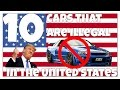 10 Cars That Are Illegal In The USA