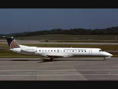 Continental Express Aircraft Fleet