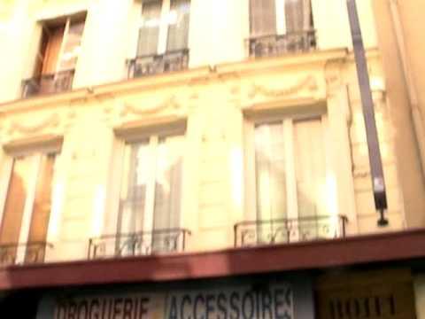 Hotel de Medicis Part 2: The staircase, Entry, Facade
