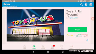 Toys R us tycoon-Roblox-peter gaming