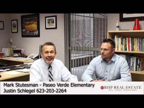 Peoria AZ Community Showcase ~ Paseo Verde Elementary School - Justin Schlegel