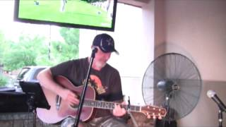 Paul Sanner The Arena Tavern 2014