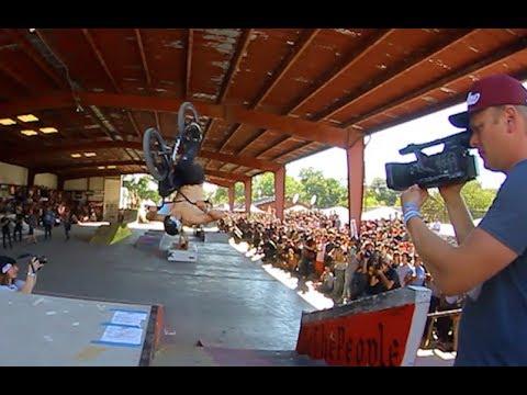 TEXAS TOAST BMX STREET 2013