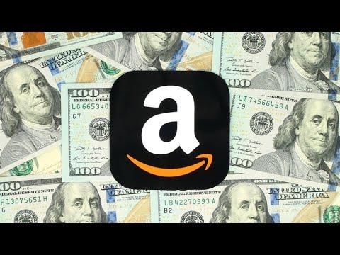 How to Make $100+ DAILY with Amazon Associates • Amazon Affliate Program • Amazon FBA Sales