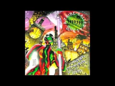 A TRIBE CALLED QUEST  1996   Beats, Rhymes and Life