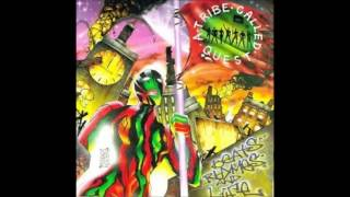 a tribe called quest 1996 beats rhymes and life
