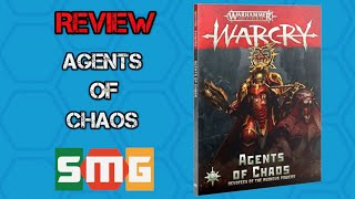 Warhammer Age Of Sigmar Warcry Agents Of Chaos Review