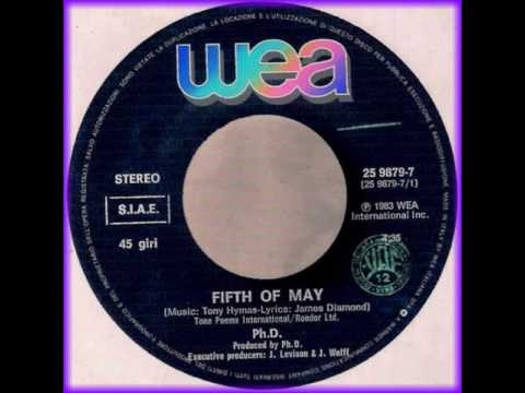 Ph.D. – Fifth Of May