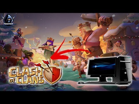 How to: Play Clash of Clans on PC - Andy Android Emulator