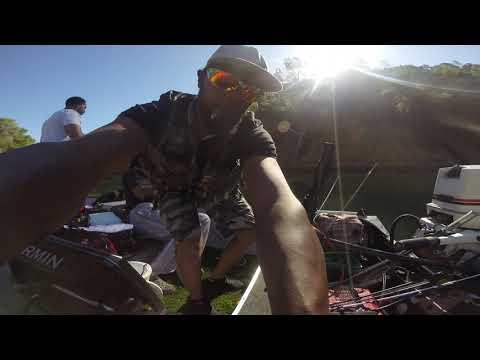 FISHING @ LAKE BERRYESSA SEP-2019