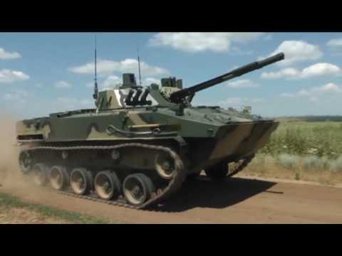 BMD-4M IFV for airborne forces
