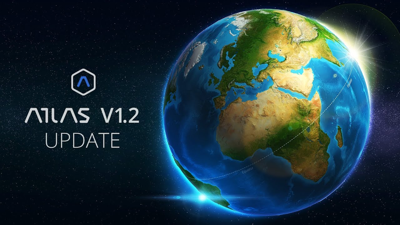 What's new in v1 2 - 3D Map Generator - ATLAS - Photoshop Plugin