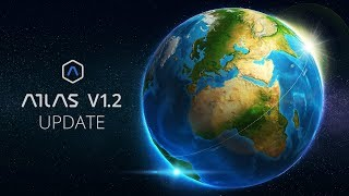 What's new in v1.2 - 3D Map Generator - ATLAS - Photoshop Plugin