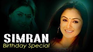 #HBDSimran Special Video Songs | #Simran Special Telugu Video Jukebox | Movie Time Cinema