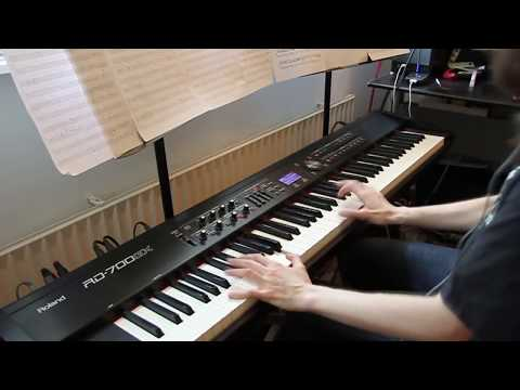 Led Zeppelin – Stairway to heaven – piano cover