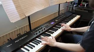 Led Zeppelin - Stairway to heaven - piano cover
