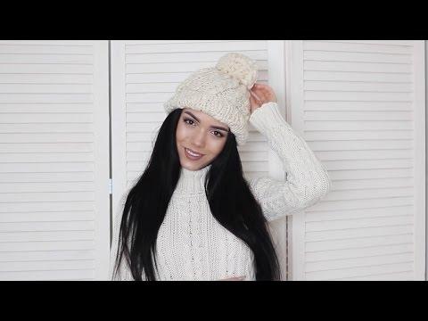видео: Первые покупки зимнего сезона с блогером nastia cranberry