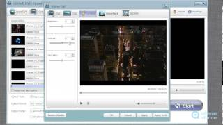 GiliSoft DVD Ripper quick demo
