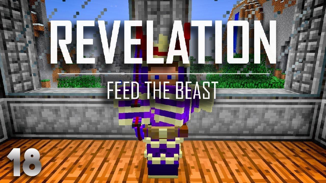 FTB Revelation EP18 Draconic Armor + Tools